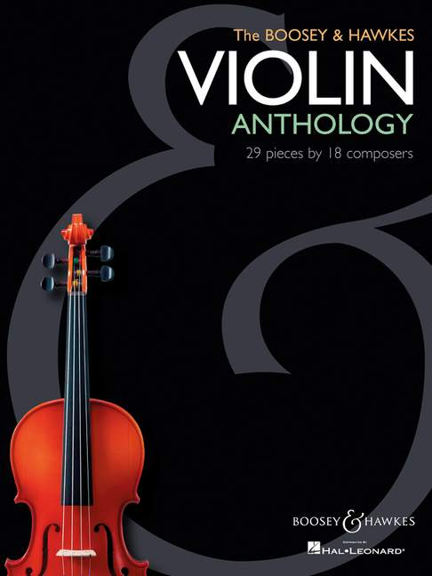 The Boosey & Hawkes violin anthology image